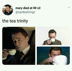 Tom Holland's cup lololol Funny Marvel Memes, Marvel Jokes, Dc Memes, Avengers Memes, Marvel Avengers, Marvel Comics, Funny Memes, Hilarious, Tom Holland