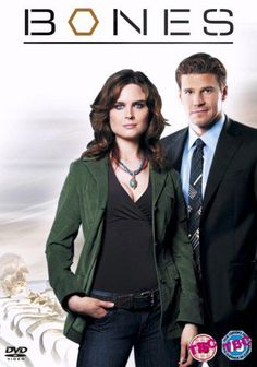 https://flic.kr/p/jbF2W | Season One DVD Artwork | Emily Deschanel as Dr. Temperance Brennan David Boreanaz as Special Agent Seeley Booth