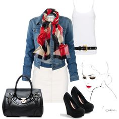 """No. 18 - Shopping spree"" by hbhamburg on Polyvore"