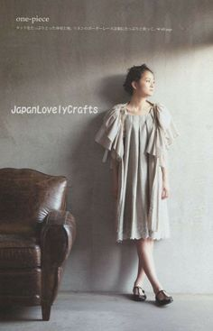 Feminine Wardrobe by Jinko Matsumoto by JapanLovelyCrafts on Etsy