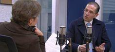 El abogado Paulo Díez, en entrevista con Carmen Aristegui, explicó la denuncia que presentó contra del Presidente y el titular de la SCT, Gerardo Ruiz Esparza.