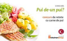 Concurs de rețete culinare organizat de Komunomo