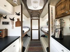 39 Lovely Camper Remodel And Renovation Ideas. Adorable 39 Lovely Camper Remodel And Renovation Ideas. When planning on a kitchen-remodelling project, one of the most important items to consider is the sink. You can provide […] Caravan Renovation, Interior, Home, Remodel, Remodeled Campers, Rv Living, New Countertops, Home Renovation, Renovations