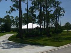 Daniel Wayne Homes Chino Model in our Horse Creek subdivision in Fort Myers, Florida. A cute home on a one-acre lot.