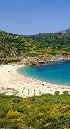 Post The Best Beachs Of Europe Photos in High Quality Put The Country and Region And The Name Of The Beach Great Places, Beautiful Places, Best Beaches In Europe, Places To Travel, Places To Visit, Karpathos Greece, Myconos, Places In Greece, Europe Photos
