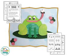 Craftivity Speech Therapy Activities Mega Value Bundle -