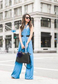 Weekend  Outfit Ideas: New Ways to Wear Denim
