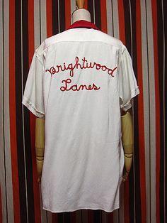 55857e93 8 Best Bowling Shirts images | Vintage bowling shirts, Custom ...