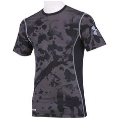 Camiseta Under Armour Sonic Fitted Printed Masculina