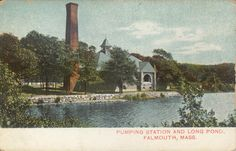 Pumping station 1915.