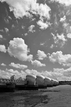 Thames Barrier | Flickr - Photo Sharing!