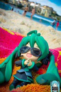 Hatsune Miku Nendoroid HMO Ver by ~thechevaliere on deviantART