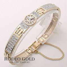 14k/18k Gold bracelet TBL08497