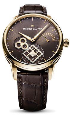 Watch : Masterpiece Roue Carrée Seconde | Maurice Lacroix