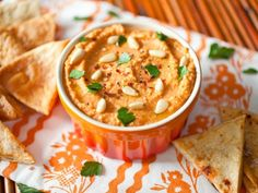 Hummus is one of those recipes everyone should know how to make. Really — it's too simple not to, and, in fact, you can even make hummus without a recipe. All it takes is some chickpeas, tahini, and a little creativity. There's no reason why you should resort to the store-bought stuff. Save for it