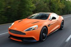 after a five year model hiatus, aston martin has brought back to life the vanquish with a naturally aspirated 6.0-liter V12 engine producing 565 horsepower. #astonmartinvanquish