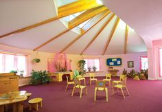Shining Mountain Waldorf School Kindergarten, Boulder Colorado, Barrett Studio Architecture