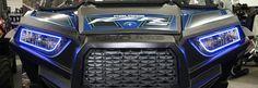 RZR 1000 LED Lights - Blue