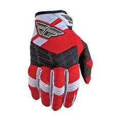 GUANTI FLY RACING F-16 MOTOCROSS ENDURO DOWNHILL SCOOTER BLU ROSSO