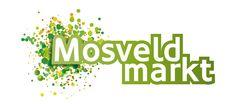 Logo voor de Mosveld markt in Amsterdam Noord.