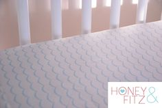 DIY Fitted Crib Sheet.. Tutorial for making your own crib sheets. takes about an hour to make.