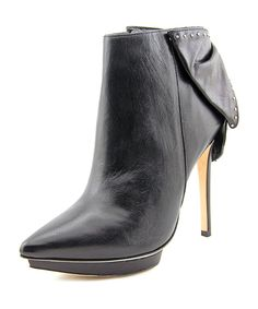 ALICE AND OLIVIA Alice &Amp; Olivia Darleen Women  Pointed Toe Leather  Ankle Boot'. #aliceandolivia #shoes #boots & booties