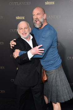 """Graham McTavish, Actor: The Hobbit: An Unexpected Journey. Graham McTavish is a Scottish television, and film actor best known for his roles as Dougal Mackenzie in the popular TV series """"Outlander"""" (2014-16), as Dwalin in the """"The Hobbit"""" trilogy for Peter Jackson(2012-14) as well as the Saint of Killers in AMC's series """"Preacher"""" based on Garth Ennis and Steve Dillon's cult comic book series (2016 onwards). He also starred alongside Sylvester Stallone ...."""