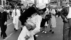One of the most famous pictures of the 20th century captured moment Americans…