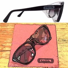Bullit Speed Shop safety glasses are stylish enough to wear for casual wear in the sun! Safety Clothing, Style Fashion, Mens Fashion, Casual Wear, Work Wear, Menswear, Construction, Sunglasses, Stylish