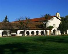 Mission San Juan Bautista Calif.-many school field trips to this mission