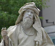 Levende standbeelden tijdens Den Bosch Beeldschoon foto 219953 ... Living Statue, Garden Sculpture, Outdoor Decor