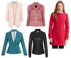 jackets and coats for apple shape