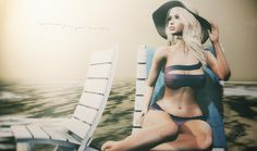https://flic.kr/p/278wF91 | #303 | Dress:  Scandalize  - Kimberly @ C88    Pose:  K&S  - Heavenly pleasure. Bento poses @  Vanity     @ Binemust   ♥