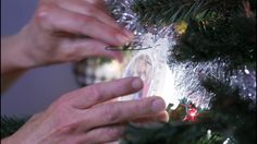 Each Twistmas Light has a ornament loop for a hook so that the Twistmas Light can be positioned on your Christmas Tree.