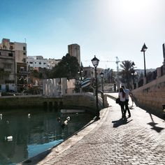 Love, Spinola bay, Malta #HannyinMalta
