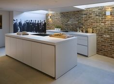 Kitchen Architecture's bulthaup showroom in London #kitchens #kitchenarchitecture #bulthaup