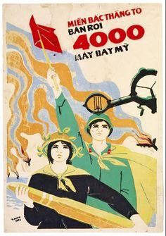Vietnamese propaganda posters