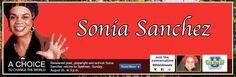 Poet Sonia Sanchez At Spelman College This Sunday, August 25
