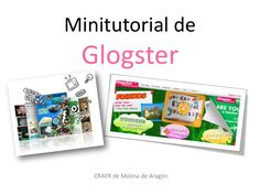 minitutorial-de-glogster by CRAER de Molina via Slideshare