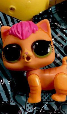LOL Surprise Fuzzy Pets Series Wave 2 YANG HOP Bunny Rabbit Authentic New QT Pet