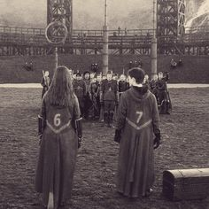"""Quidditch-notice Harry's number is """"7""""-and he is the 7th horcrux"""