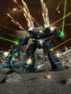 Catalyst Game Labs : Come Join The Global BattleTech Community!