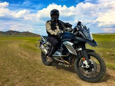 My first experience on a BMW R1200GS with RawHyde Adventures in Colorado.  Highly recommended!