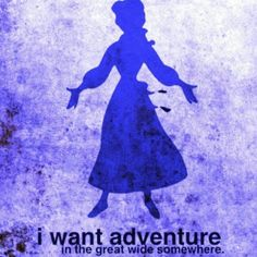 """""""I want adventure in the great wide somewhere.My personal favorite for the Disney princesses! A wise woman! Who else could turn a beast into a man:) Disney Belle, Disney Dream, Disney Girls, Disney Love, Disney Magic, Disney Princess, Disney Stuff, Walt Disney World, Disney Pixar"""