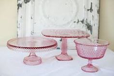 pink cake stand - Google Search