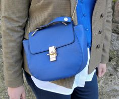 Trendy Curvy Look. Blue Chloé #lookchloe #bag #lookblue @aliexpress #outfittallagrande #curvy #plussizecurve #personalshopper #curvygirl #loslooksdemiarmario #bloggermadrid #outfit #plussizeblogger #fashionblogger #influencer #zara #trendy #bloggerXL