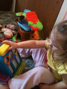 Sensory Processing Disorder-Being A Mom