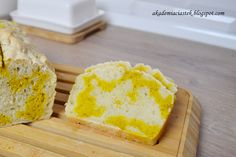 Pomysł na domowy chlebek na drożdżach. Cornbread, Vanilla Cake, Ethnic Recipes, Food, Millet Bread, Meals, Corn Bread, Yemek, Sweet Cornbread