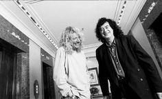 Robert Plant - Jimmy Page