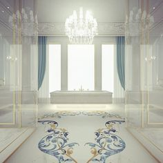 Lounge design private palace abu dhabi majlis for Bathroom design uae